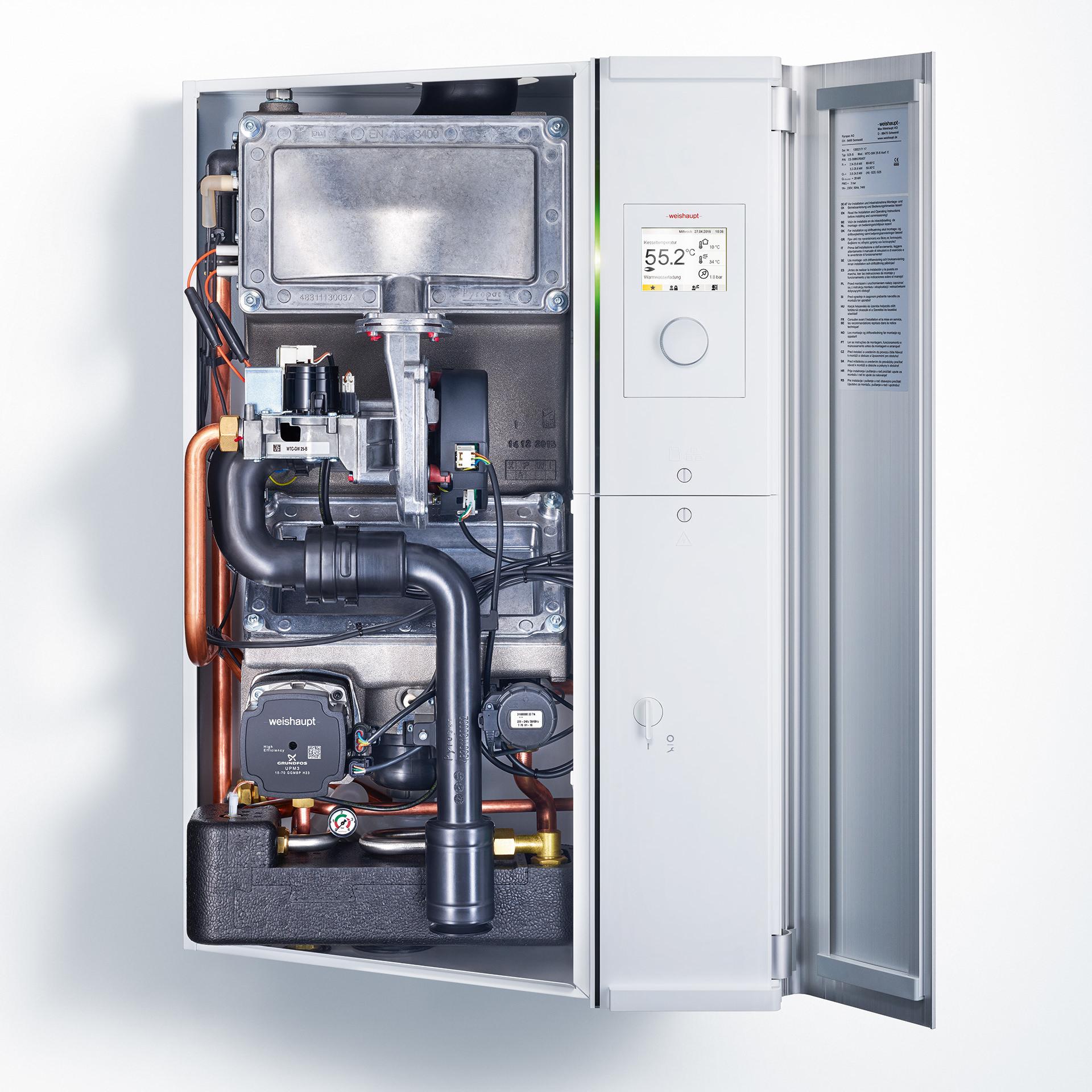 BHG Wärmetechnik - Brennwerttechnik